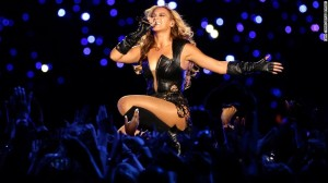 Beyonce: Right voice, right time