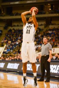 Pitt wins over Boston College