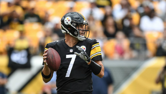 589b3f25f57 Big Ben, Starters lead Steelers 16-6 Over Titans | Urban Media Today
