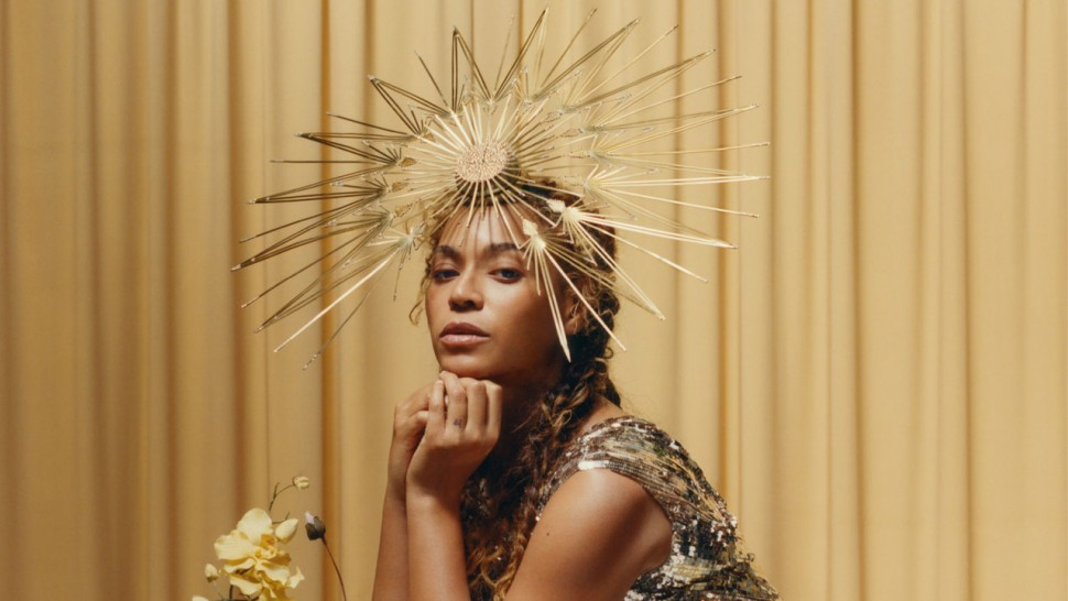 30fa648aaf E Report  Beyonce Embraces Her FUPA in September s Vogue Magazine  AUDIO